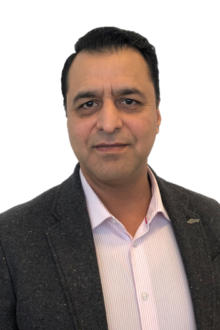 Tariq Mahmood - Sales Associate